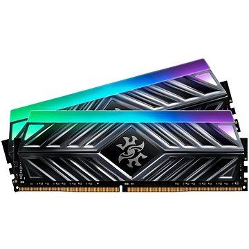 ADATA XPG 16GB KIT DDR4 3600MHz CL17 SPECTRIX D41, wolframová (AX4U360038G17-DT41)