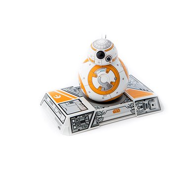 Sphero BB-8 Star Wars s Trainer platformou (R001TRW)