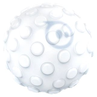 Sphero Nubby Cover Clear (ACB0CL)