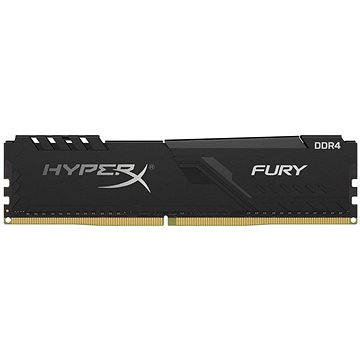 HyperX 8GB DDR4 2400MHz CL15 FURY series (HX424C15FB3/8)