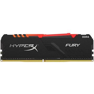 HyperX 16GB DDR4 2666MHz CL16 RGB FURY series (HX426C16FB3A/16)