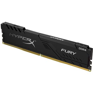 HyperX 16GB DDR4 2666MHz CL16 FURY Black (HX426C16FB4/16)