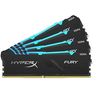 HyperX 32GB KIT DDR4 3466MHz CL16 RGB FURY series (HX434C16FB3AK4/32)