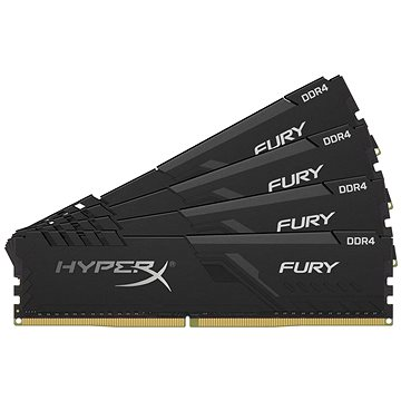 HyperX 32GB KIT DDR4 2666MHz CL16 FURY series (HX426C16FB3K4/32)