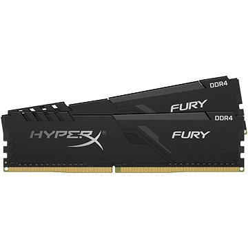 HyperX 32GB KIT DDR4 2666MHz CL16 FURY Black (HX426C16FB4K2/32)