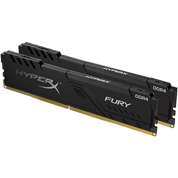 HyperX 32GB KIT DDR4 3600MHz CL18 FURY Black (HX436C18FB4K2/32)