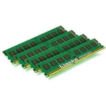 Kingston 32GB KIT DDR3 1600MHz CL11 ECC 2Rx8 - KVR16E11K4/32