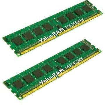 Kingston 8GB KIT DDR3 1600MHz CL11 (KVR16N11S8K2/8)