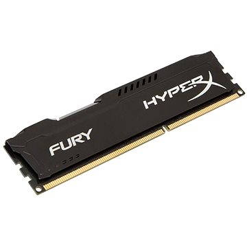 HyperX 4GB DDR3 1333MHz CL9 Fury Black Series Single Rank (HX313C9FB/4)