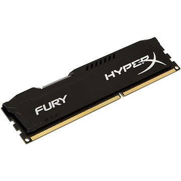 Kingston 4GB DDR3 1600MHz CL10 HyperX Fury Black Series