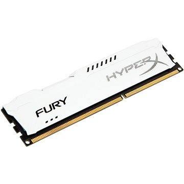 Kingston 4GB DDR3 1600MHz CL10 HyperX Fury White Series