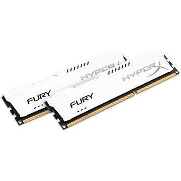 Kingston 8GB KIT DDR3 1866MHz CL10 HyperX Fury White Series