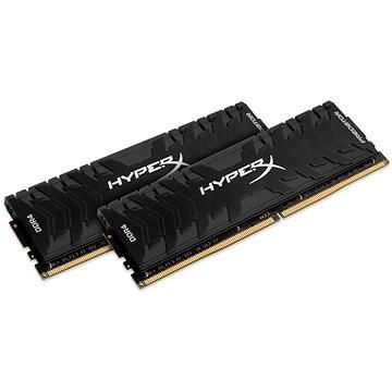 Kingston 16GB KIT 2400MHz DDR4 CL12 HyperX Predator (HX424C12PB3K2/16)