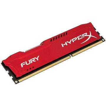 HyperX 16GB DDR4 2933MHz CL17 Fury Red Series (HX429C17FR/16)