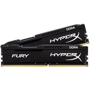 HyperX 8GB KIT DDR4 2133MHz CL14 Fury Black Series (HX421C14FBK2/8)