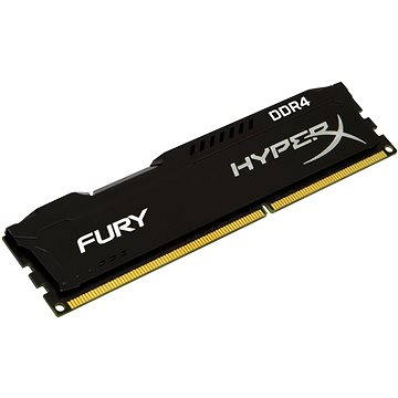 HyperX 4GB DDR4 2400MHz CL15 Fury Black Series (HX424C15FB/4)