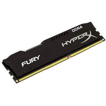 HyperX 8GB DDR4 2400MHz CL15 Fury Black Series (HX424C15FB2/8)