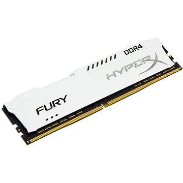 HyperX 8GB DDR4 2400MHz CL15 Fury White Series (HX424C15FW2/8)