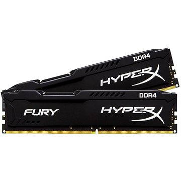 Kingston 16GB KIT DDR4 2400MHz CL15 HyperX Fury Black Series (HX424C15FB2K2/16)