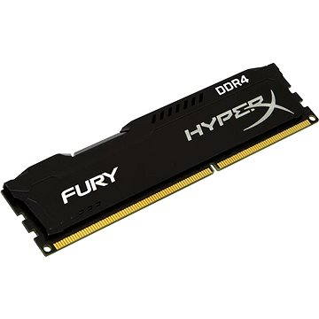 HyperX 16GB DDR4 2400MHz CL15 Fury Black Series (HX424C15FB/16)