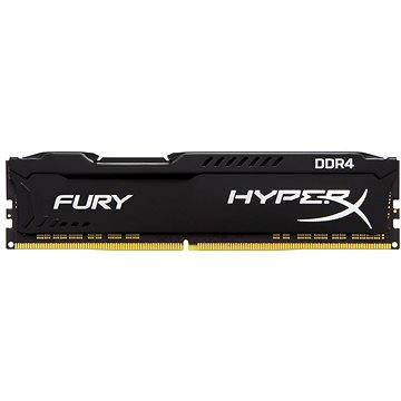 Kingston 16GB DDR4 2666MHz CL16 HyperX Fury Black Series (HX426C16FB/16)