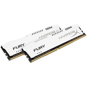 HyperX 16GB KIT DDR4 2666MHz CL16 Fury White Series (HX426C16FW2K2/16)