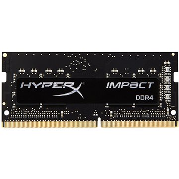HyperX SO-DIMM 4GB DDR4 2400MHz CL14 Fury Impact Series (HX424S14IB/4)