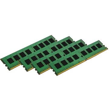 Kingston 16GB DDR4 KIT 2400MHz CL17 ECC Registered (KVR24R17S8K4/16)