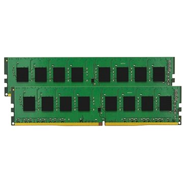 Kingston 16GB KIT DDR4 2400MHz CL17 ECC Unbuffered Intel (KVR24E17S8K2/16I)