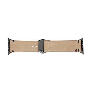 Řemínek Decoded Leather Strap Sahara Apple Watch 1,2(42mm) (D7AW42SP2SA)