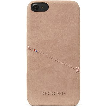 Decoded Leather Case Rose iPhone 7/8 (D6IPO7BC3RE)