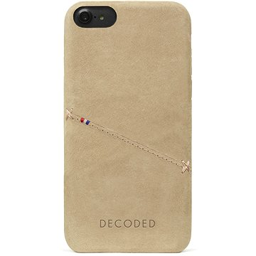 Decoded Leather Case Sahara iPhone 7/8 (D6IPO7BC3SA)