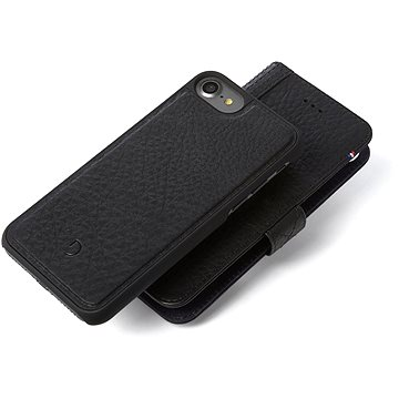 Decoded Leather 2in1 Wallet Case Black iPhone 7/8 (D6IPO7WC4BK)
