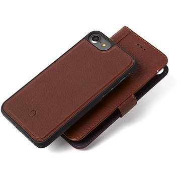 Decoded Leather 2in1 Wallet Case Brown iPhone 7/6s (D6IPO7WC4CBN)