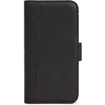 Decoded Leather Wallet Case Black iPhone SE/5s (D6IPOSEWC3BK)