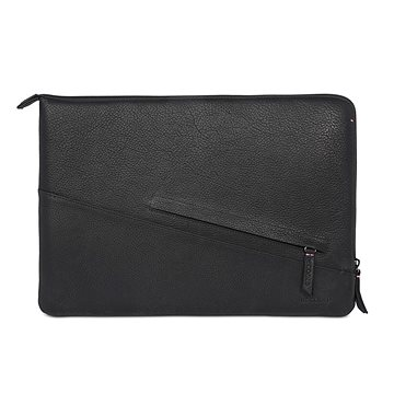 Decoded Leather Slim Sleeve Black MacBook Pro 13 (D7M13SS2BK)