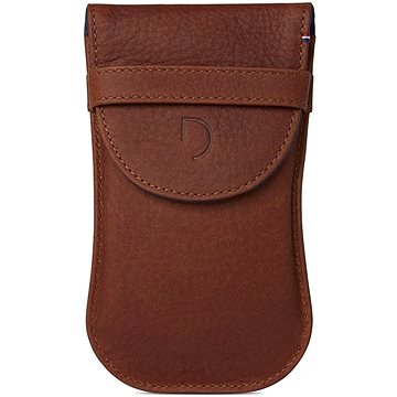 Decoded Leather Pouch For Apple Magic Mouse Brown (D7MMP1CBN)