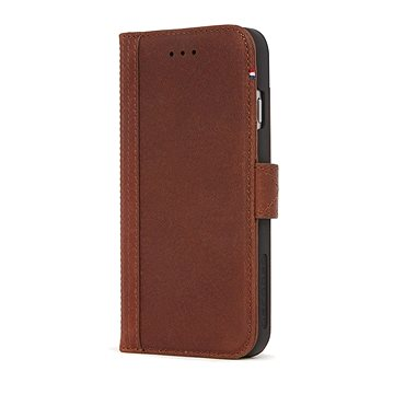 Decoded Leather Wallet Case Brown iPhone 7/6s (D6IPO7WC3CBN)
