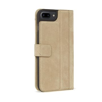 Decoded Leather Wallet Case Sahara iPhone 7 Plus/6s Plus (D6IPO7PLWC3SA)