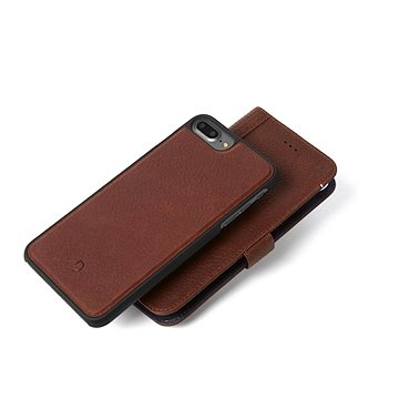 Decoded Leather 2in1 Wallet Case Brown iPhone 7 plus/8 plus (D6IPO7PLWC4CBN)