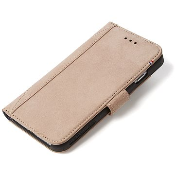 Decoded Leather Wallet Case Sahara iPhone X (D7IPOXWC5NL)