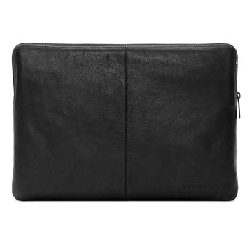 Decoded Leather Slim Sleeve Black MacBook Pro 15 (D4SS15BK)