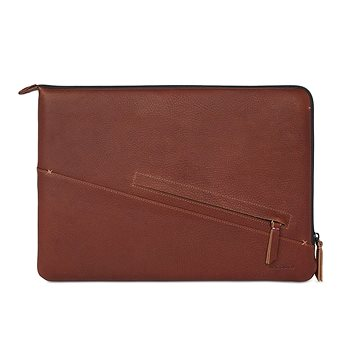 Decoded Leather Slim Sleeve Brown MacBook Pro 13 (D7M13SS2CBN)