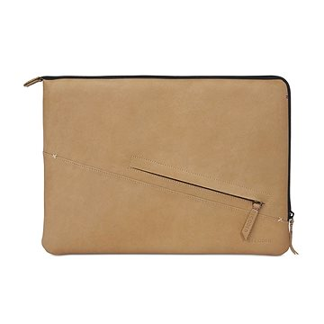 Decoded Leather Slim Sleeve Sahara MacBook Pro 13 (D7M13SS2SA)