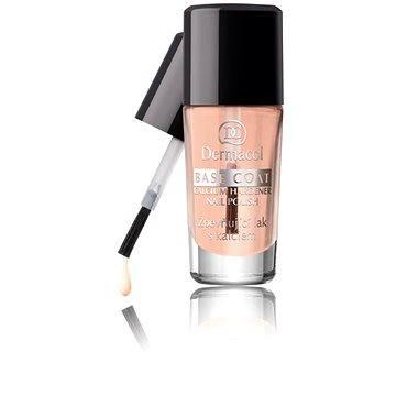 Lak na nehty DERMACOL Base Coat Calcium Hardener 10 ml (85953178) + ZDARMA Make-up DERMACOL Wake & Make Up 1 ml