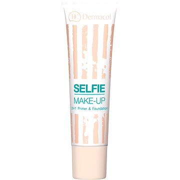 Make-up DERMACOL Selfie č.1 25 ml (85958654) + ZDARMA Make-up DERMACOL Wake & Make Up 1 ml