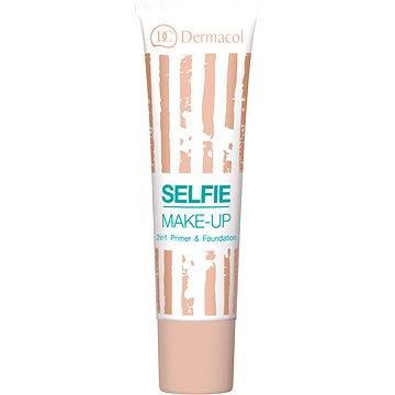 Make-up DERMACOL Selfie č.3 25 ml (85958678) + ZDARMA Make-up DERMACOL Wake & Make Up 1 ml