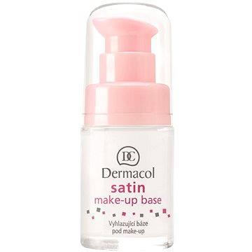 Podkladová báze DERMACOL Satin make-up base 15 ml (85945463) + ZDARMA Make-up DERMACOL Wake & Make Up 1 ml