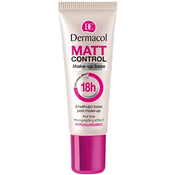 Podkladová báze DERMACOL Matt control make-up base 20 ml (85952058) + ZDARMA Make-up DERMACOL Wake & Make Up 1 ml