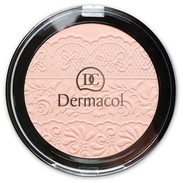 Kompaktní pudr DERMACOL Compact Powder č.2 8 g (8590031101743) + ZDARMA Make-up DERMACOL Wake & Make Up 1 ml